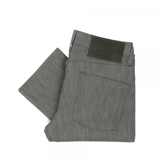 Naked and Famous Denim Naked and Famous Skinny Guy Grey Denim Jeans 012051