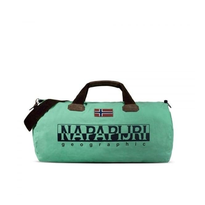 Napapijri Bearing A Misty Jade Weekend Bag N0Y82BG87