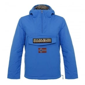 Napapijri Rainforest Winter A Royal Blue Jacket N0YFRJB33
