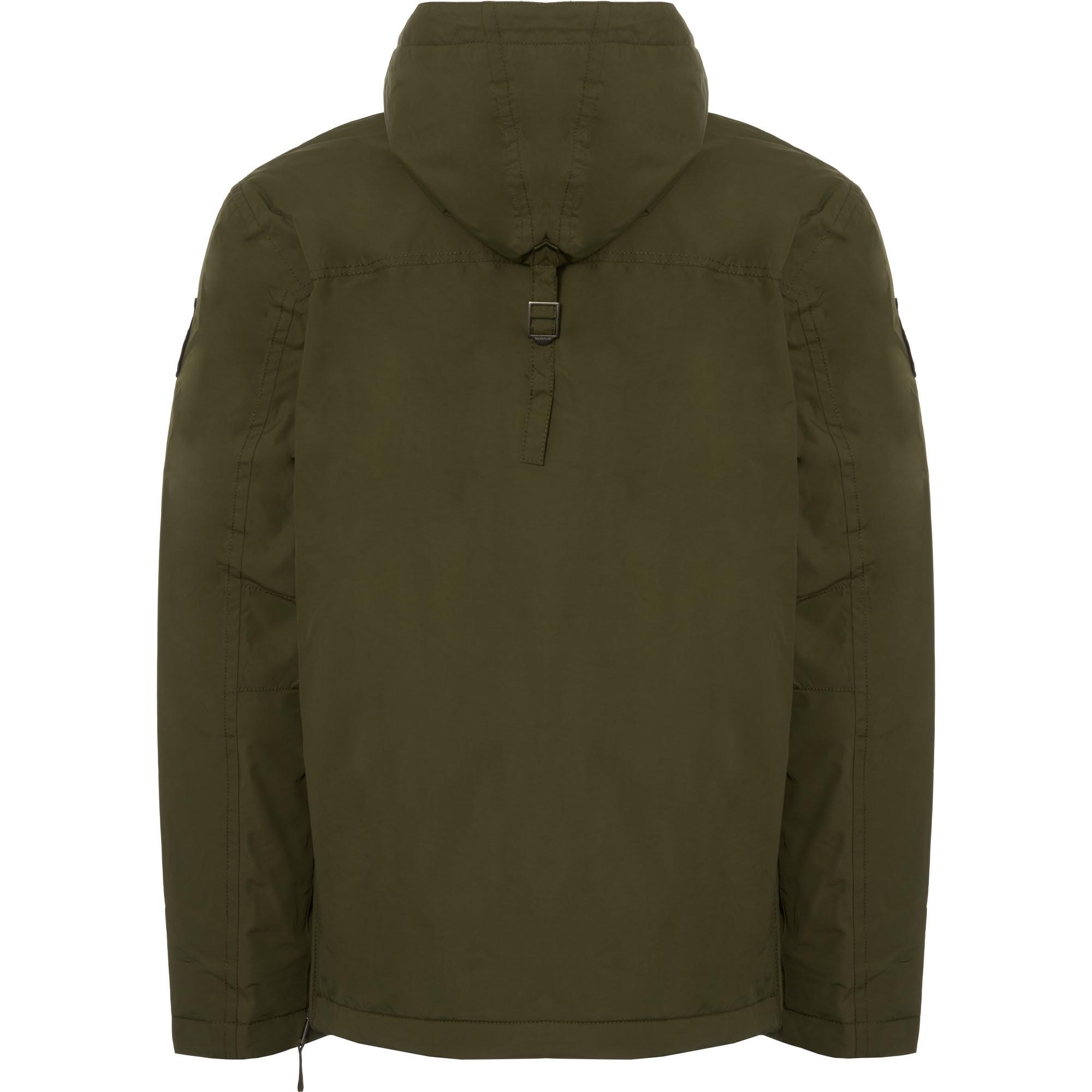 Rainforest Winter Jacket Green Musk