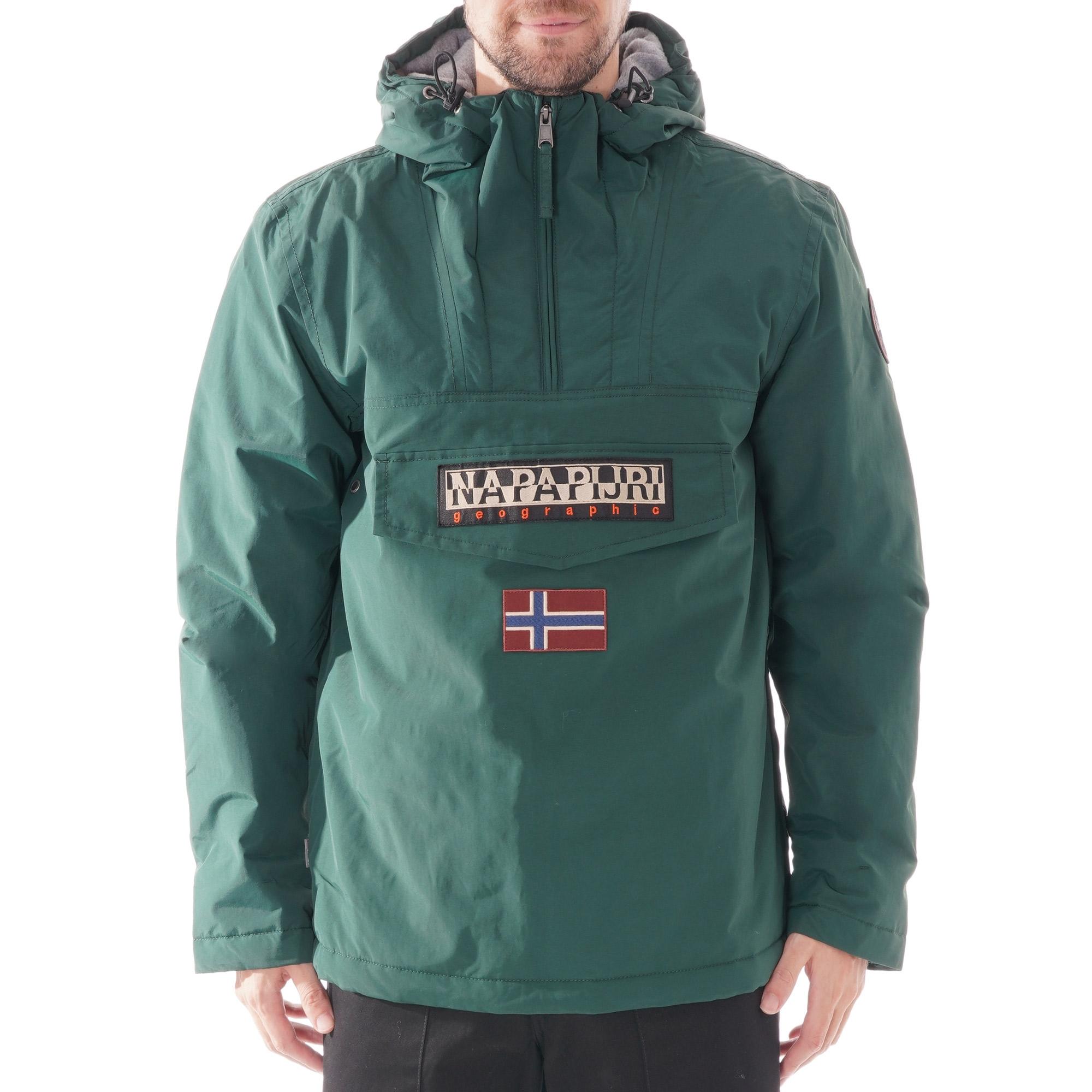 Rainforest Winter Jacket Hunter Green