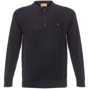 Navy Impact Polo Shirt