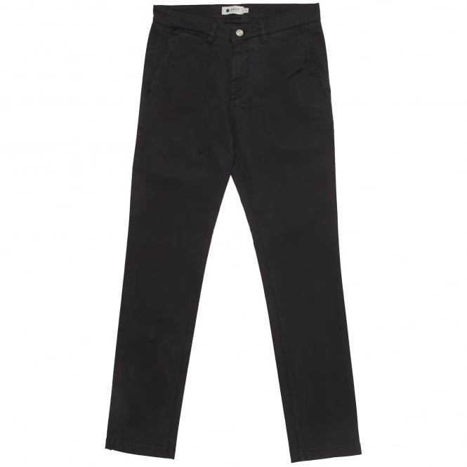 NN07 Navy Marco Trousers
