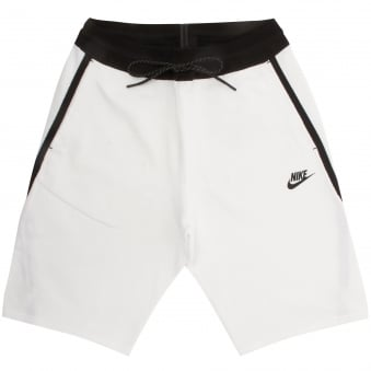 Nike 100 Tech Knit Black/White Shorts 834343