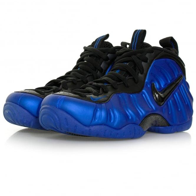 Nike Air Foamposite Cobalt Blue Black Shoe 624041-403
