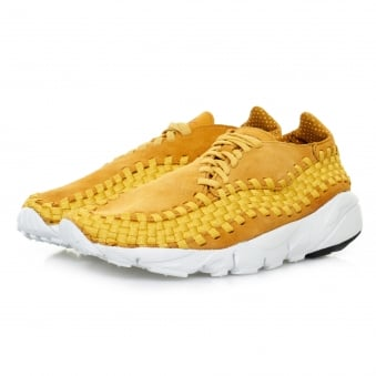 Nike Air Footscape Woven NM Desert Ochre Shoe 875797 700