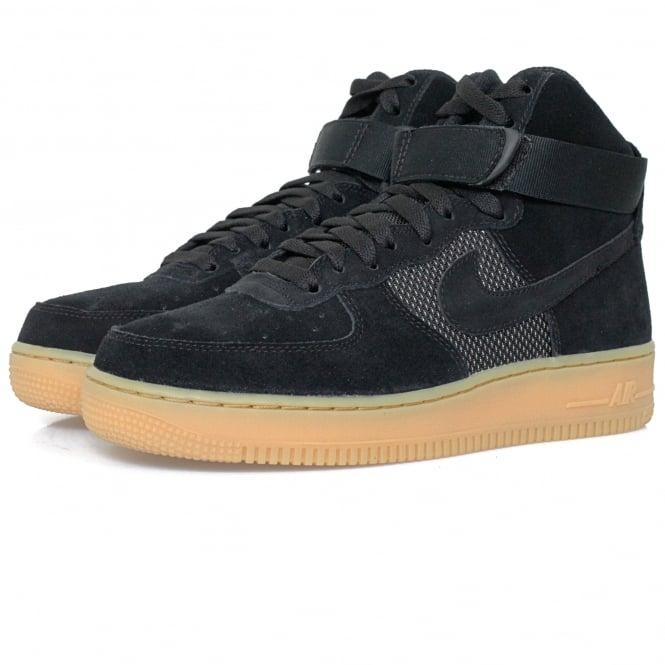 Nike Air Force 1 High 07 LV8 Black Shoe 806403 003