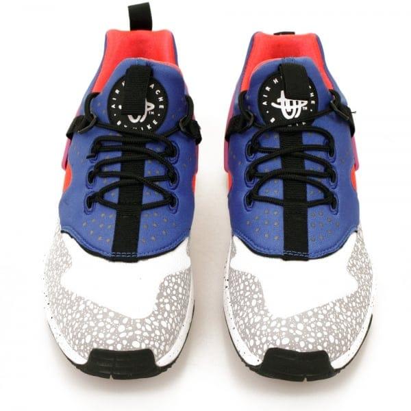 best sneakers c8e48 52269 ... inexpensive yellow purple womens nike huarache utility purple blue  b4b4d 02114 ...