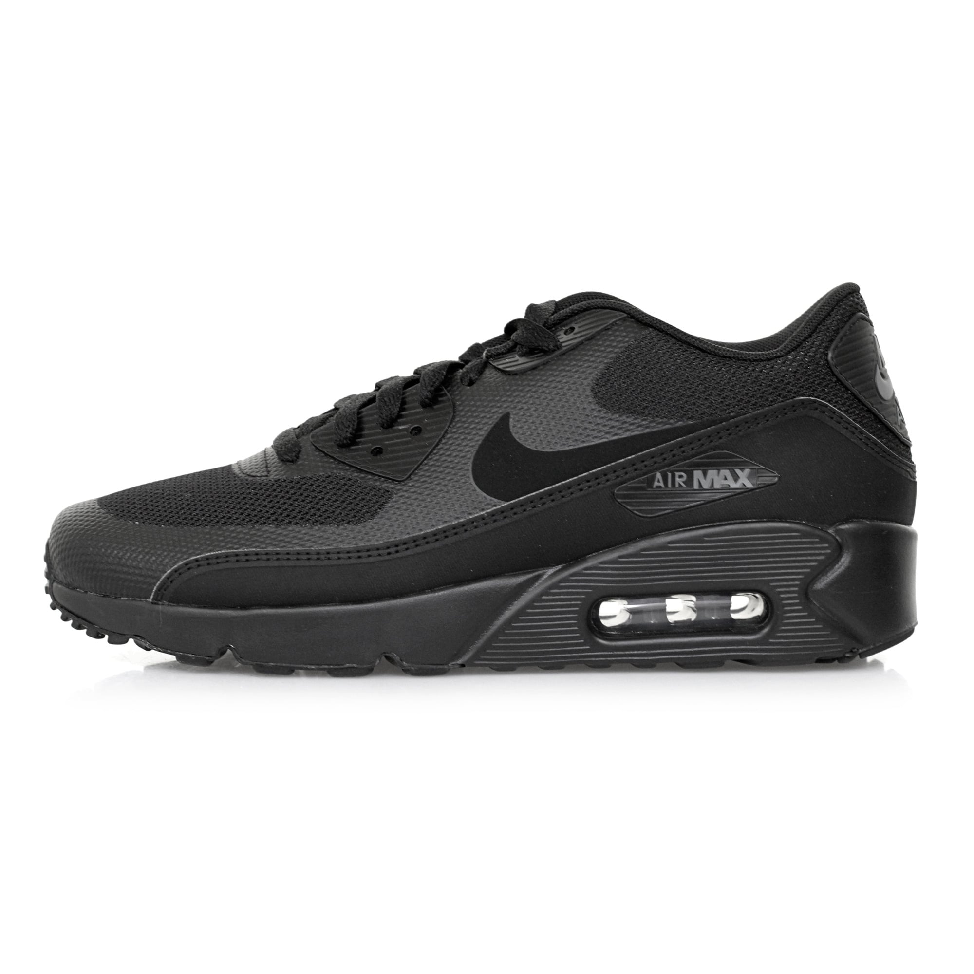 nike air max 90 ultra 2 0 essential black shoe. Black Bedroom Furniture Sets. Home Design Ideas