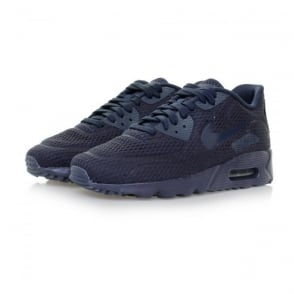 Nike Air Max 90 Ultra BR Midnight Blue Shoes 725222 401