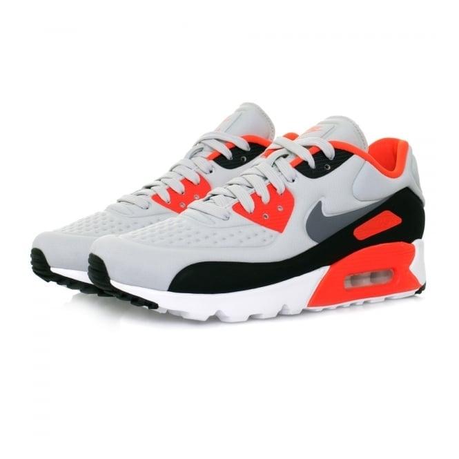 Nike Air Max 90 Ultra SE Platinum Grey Shoe 845039 006