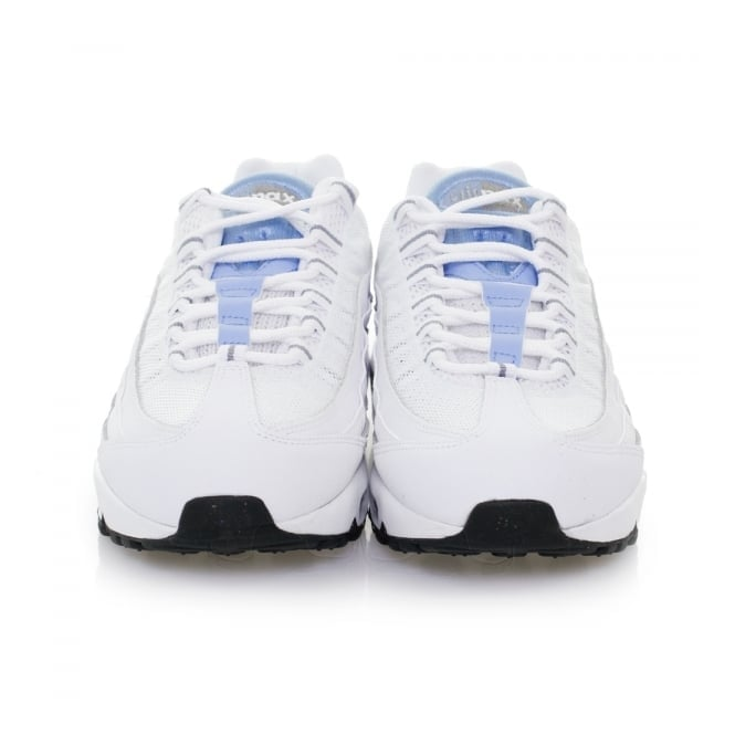 Nike Air Max 95 Essential White Chalk Blue Trainers