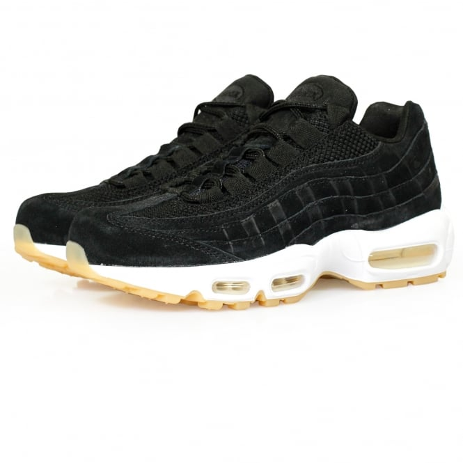 Nike Air Max 95 PRM Black Shoe 538416 004