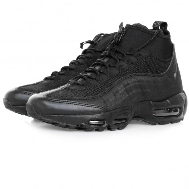Nike Air Max 95 Sneakerboot Black Shoe 806809 002