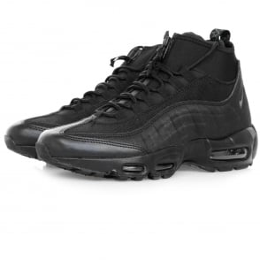 Nike Air Max 95 Sneakerboot Black Shoe 806809 002