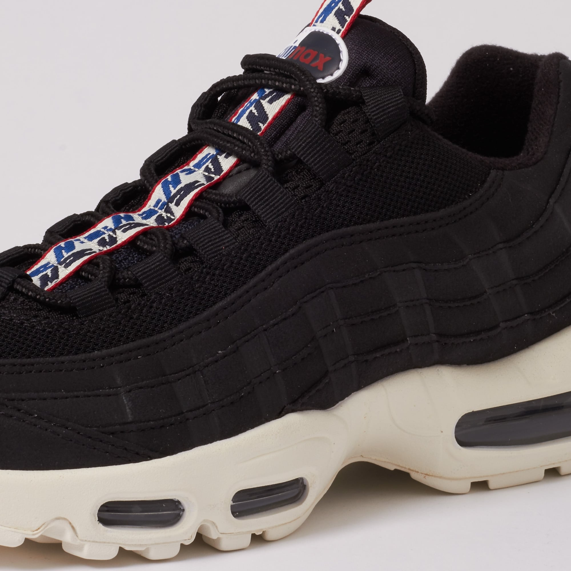 nike air max 95 essential 'pull tab' trainer