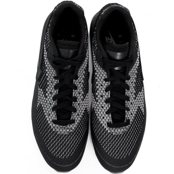more photos 32b88 d8243 Nike Air Max BW Ultra Knit Jacquard Black  amp  White Shoes 819883001