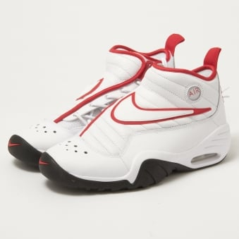 Nike Air Shake Ndestrukt White Sneakers 880869100