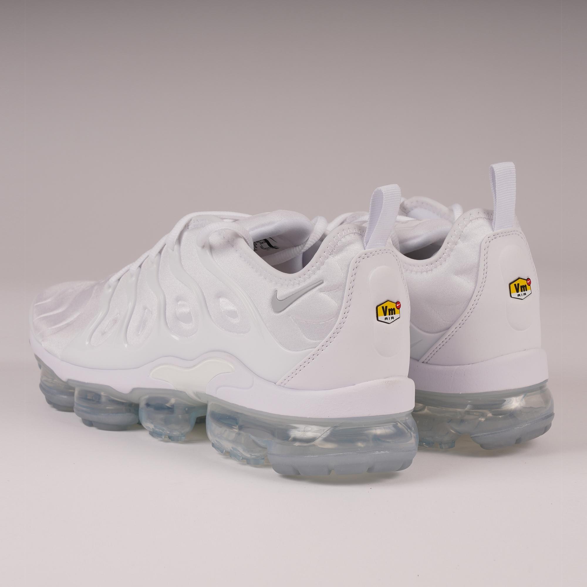 Nike Air VaporMax Plus | White \u0026 Pure