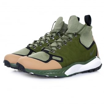 Nike Air Zoom Talaria Mid FK PRM Palm Green Shoe 875784 300