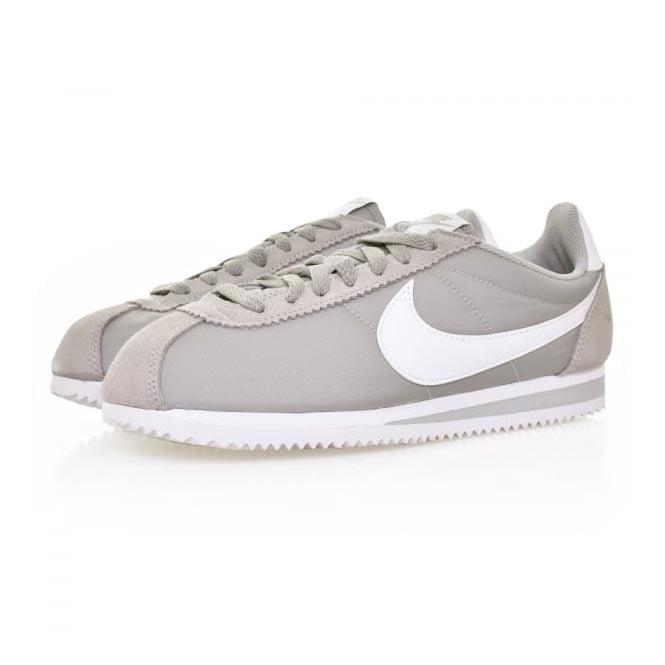 Nike Classic Cortez Nylon Wof Grey Shoes 807472 010