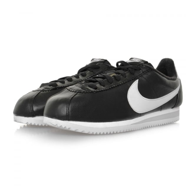 Nike Classic Cortez Premium Black Shoe 807480 010