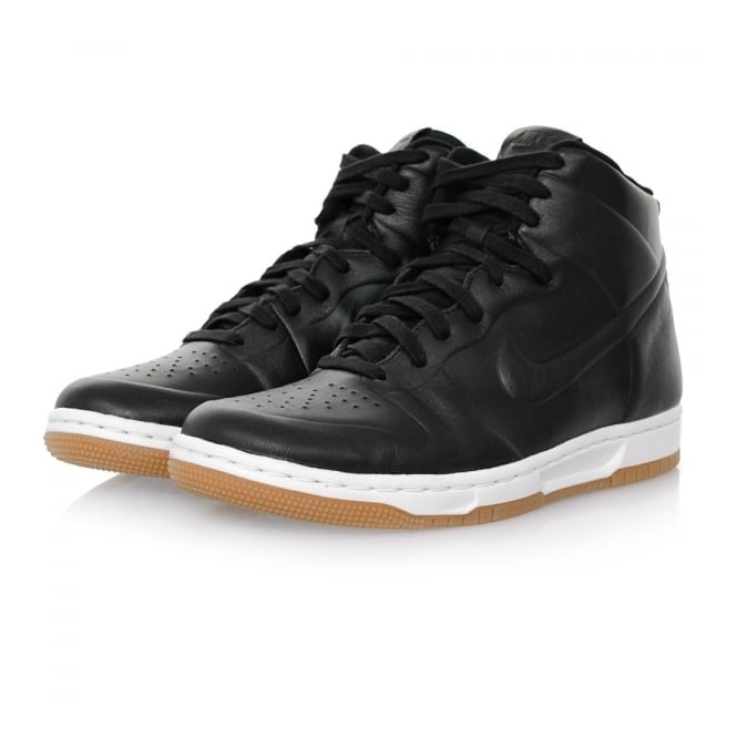 Nike Dunk Ultra Craft Leather Black Shoe 855957 001