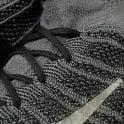 Nike Free Flyknit Mercurial Dark Grey Shoe 805554 004