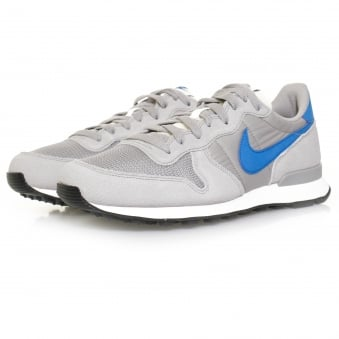 Nike Internationalist Matte Silver Shoe 828041 004