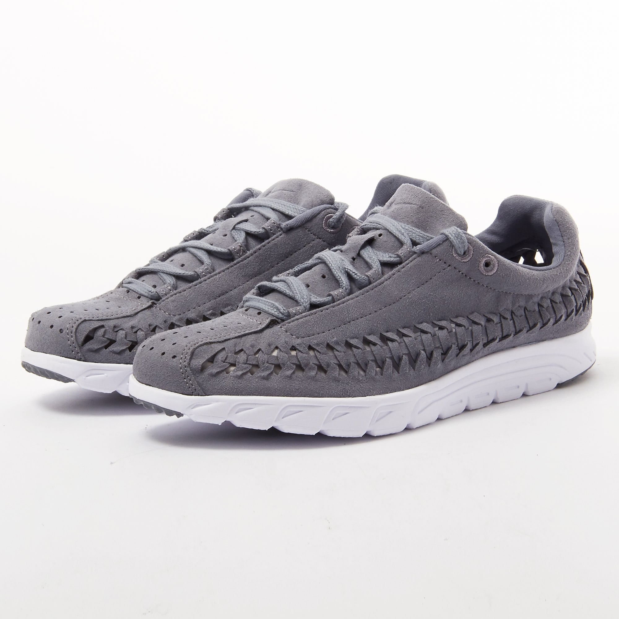 NIKE MAYFLY WOVEN COOL GREY WHITE BLACK 833132-004