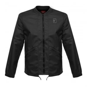 Nike Nikecourt Black Jacket 810145 010