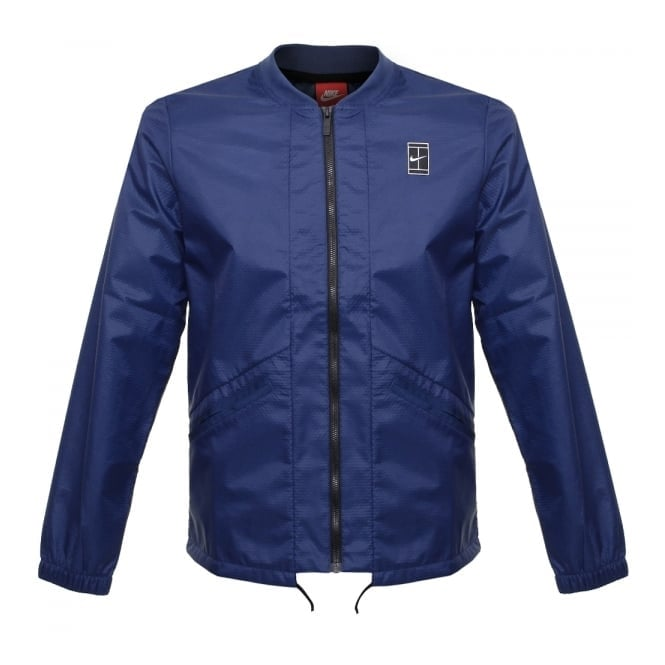 Nike Nikecourt Blue Jacket 810145 423
