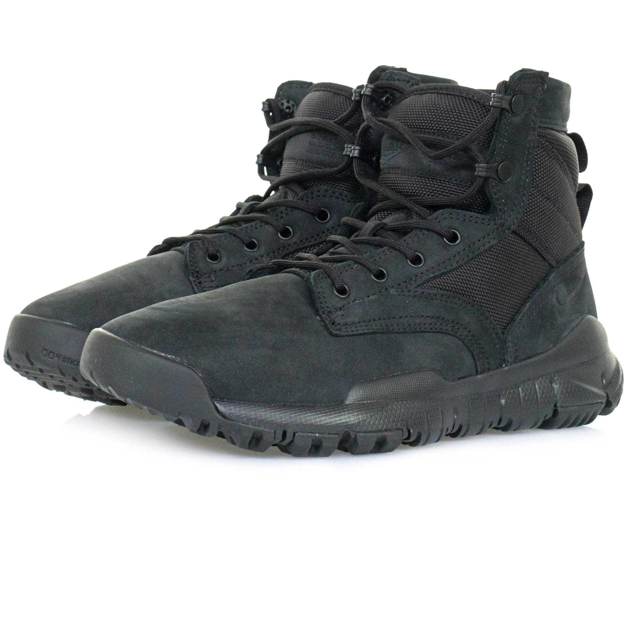 nike sfb field 6 quot black leather boot