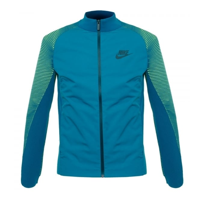 Nike Sportswear Dinamic Reveal Green Turquoise Jacket 828476 301