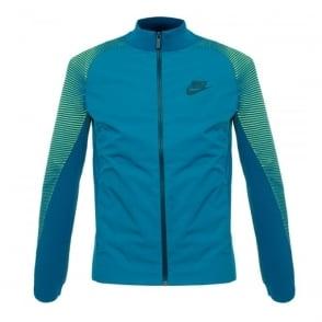 Nike Sportswear Dinamic Reveal Green Turquoise Jacket 828476 301