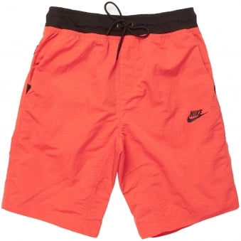 Nike Sportswear Red Shorts 832196-602