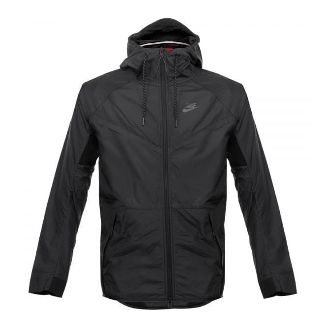 Nike Tech Hypermesh Windrunner Black Jacket 826068010