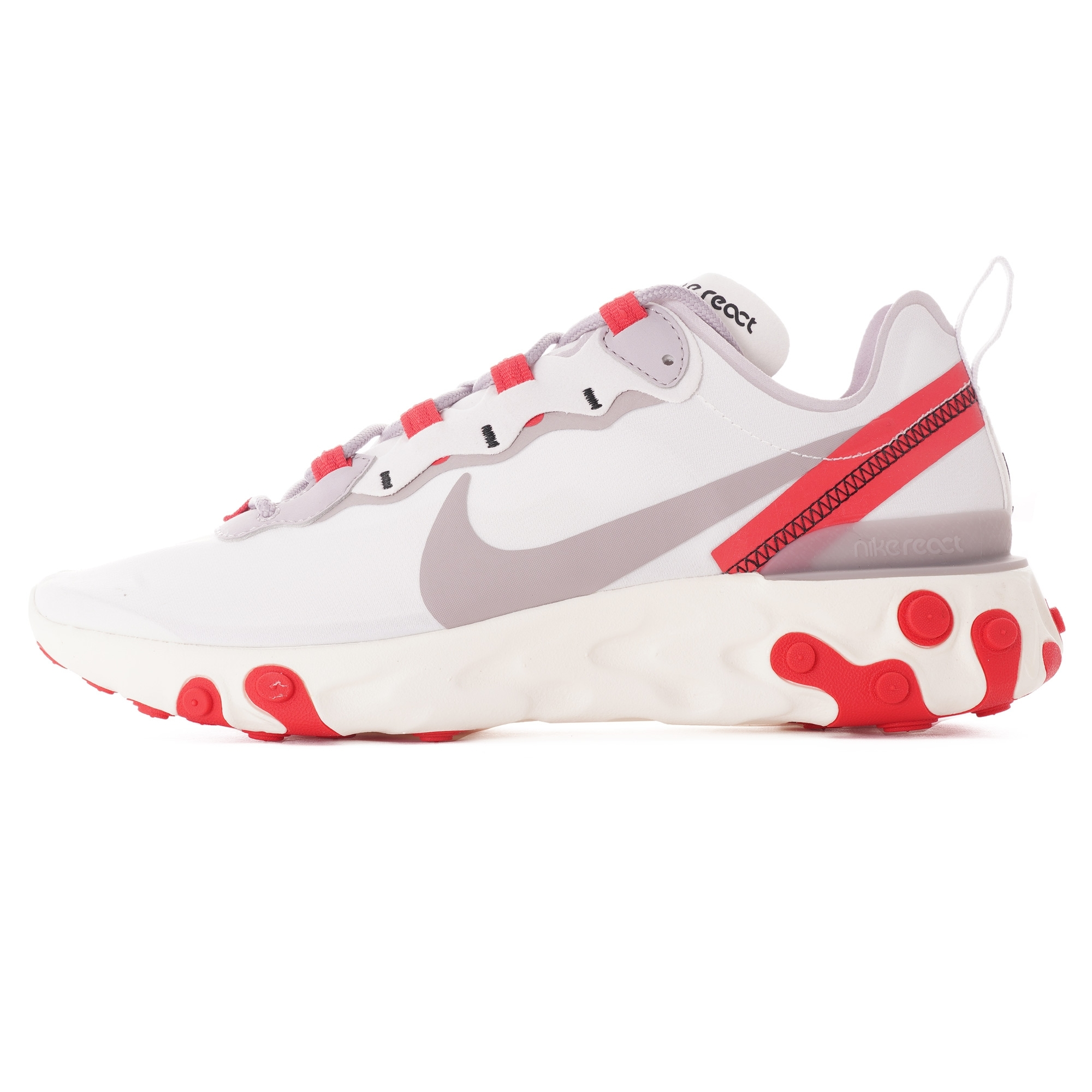 Nike Womens React Element 55 | Red and