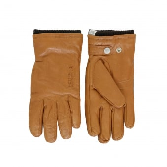 Norse Projects Norse X Hestra UTSJO Tobacco Gloves N95-0516