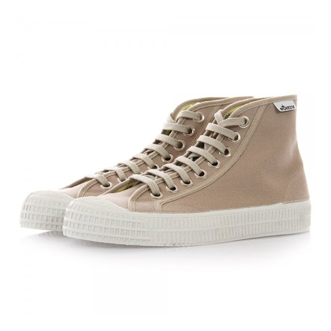 Novesta Footwear Novesta Star Dribble Platan Canvas Hi Top Shoes 729337