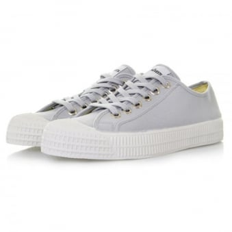 Novesta Star Master Grey Canvas Shoes X472002