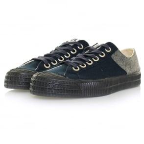 Novesta X Universal Works Star Master Wool Grey Navy Shoe 729337