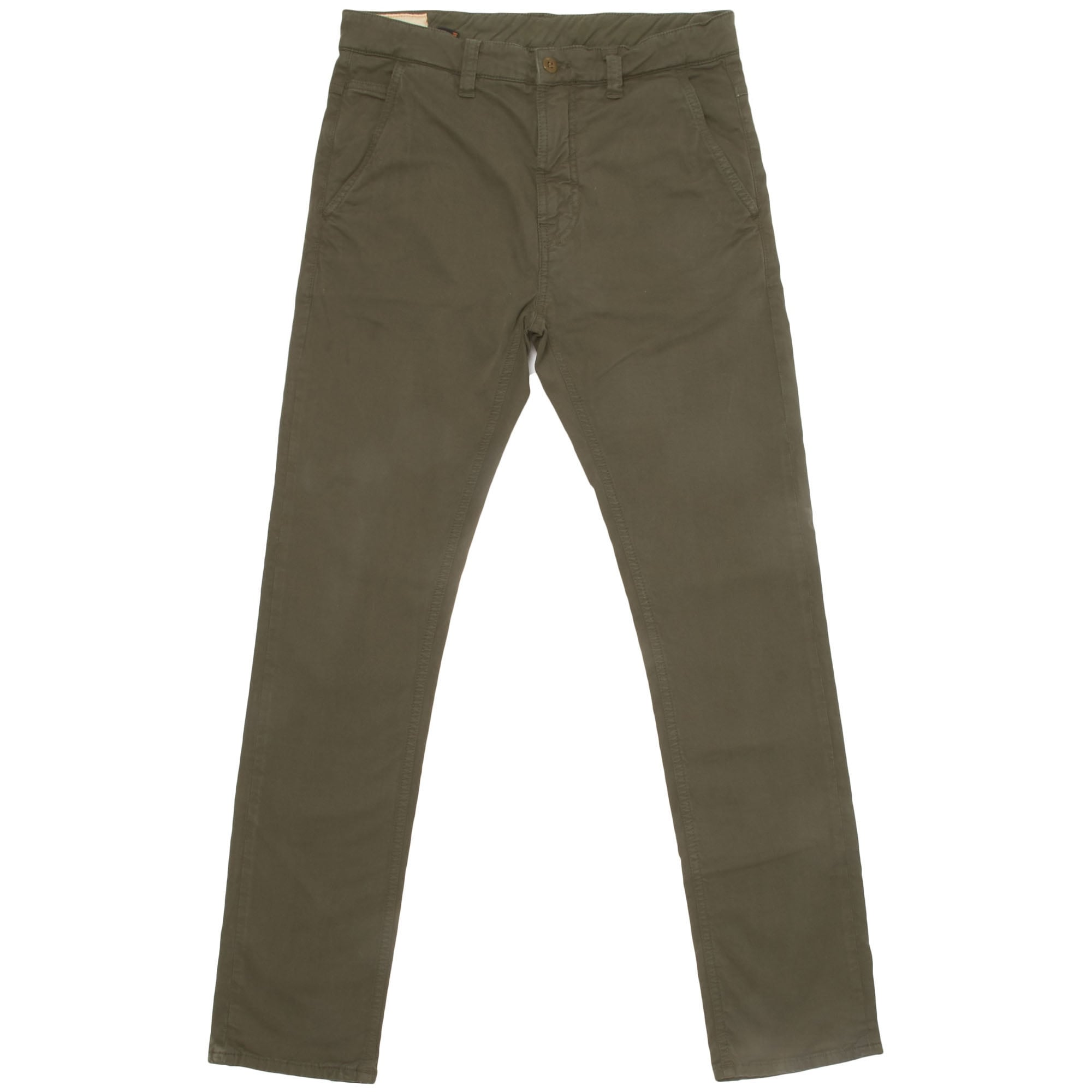 Russell Work Pants Green W36 L32