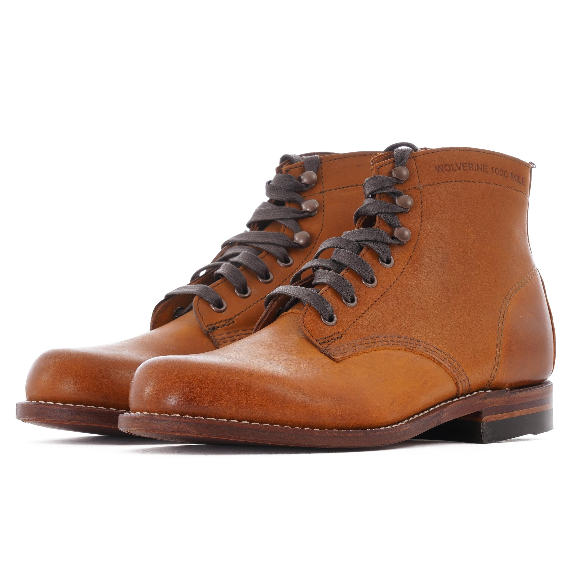 6990cf5a61b Wolverine Original 1000 Mile Boot - Tan