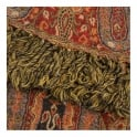 Our Legacy Clothing Our Legacy Boiled Paisley Dark Red Scarf 2149BPSDR