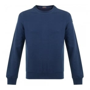 Paul and Shark Navy Fleece Sweatshirt I15P1003