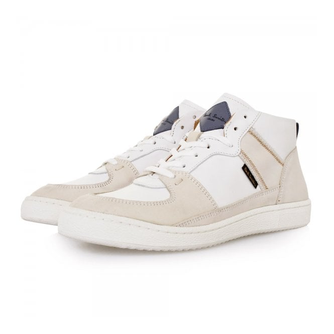 Paul Smith Shoes Paul Smith Dune White Shoes SNXG-P067-CLF