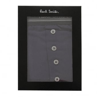 Paul Smith Four Button Navy Trunk AMXA-460B-U221