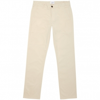 Pebble Elm Twill Chino