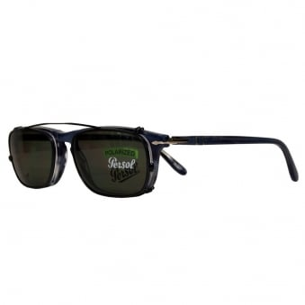 Persol PO3031 Blue Polarized Sunglasses